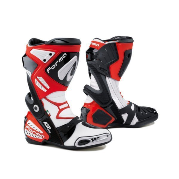 Forma Ice Pro Racing Boots Red