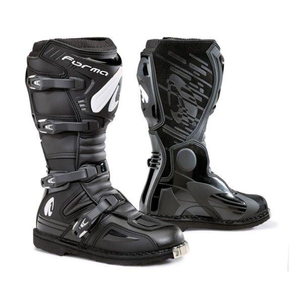 Forma Terrain Evo MX Boots Black
