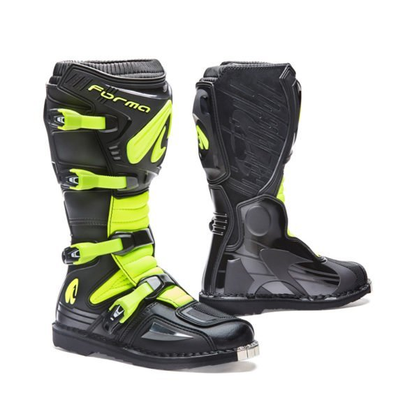 Forma Terrain Evo MX Boots Yellow