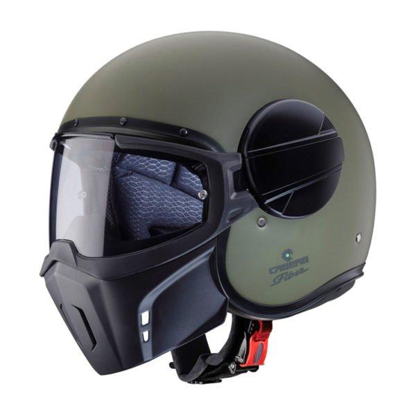 Caberg Jet Ghost Helmet military