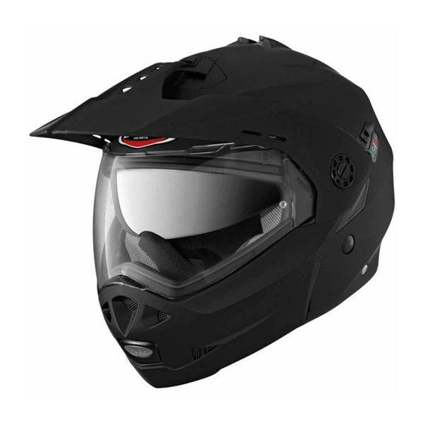 Caberg Tourmax Mat Black Enduro Helmet
