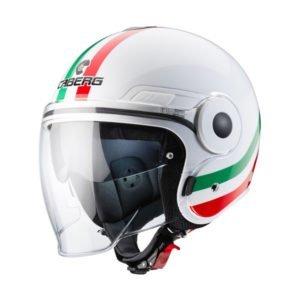 Caberg Uptown Chrono Italia Jet Helmet