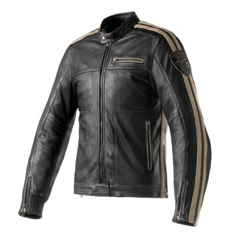 Clover Rebel Leather Jacket