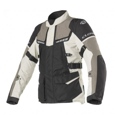 Clover Scout 3 Touring Jacket WP Sand