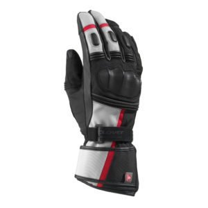 Clover GrandTurismo Gloves Red