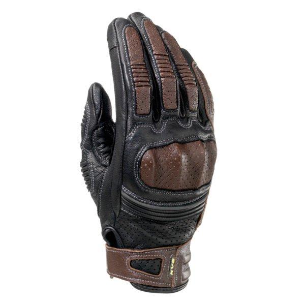 Clover KVS Short Gloves brown