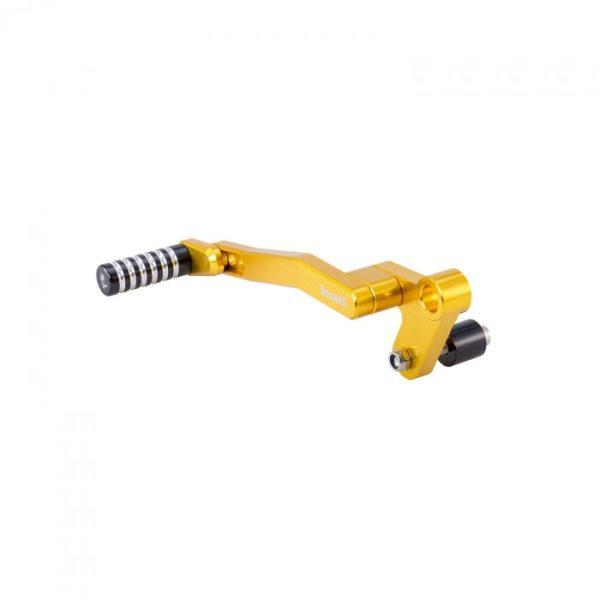 Benelli TnT 125 Ergal Anodized Gear change pedal gold