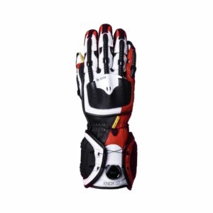 Knox Handroid Red gloves