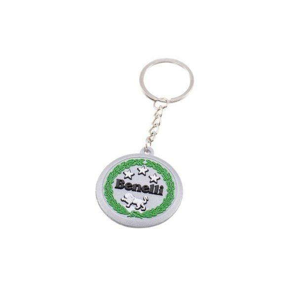 Benelli rubber keychain