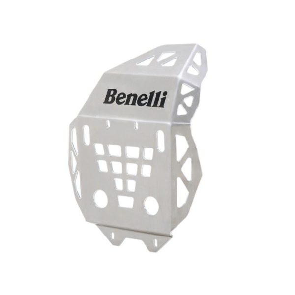 Skid plate for Benelli TRK 502 X