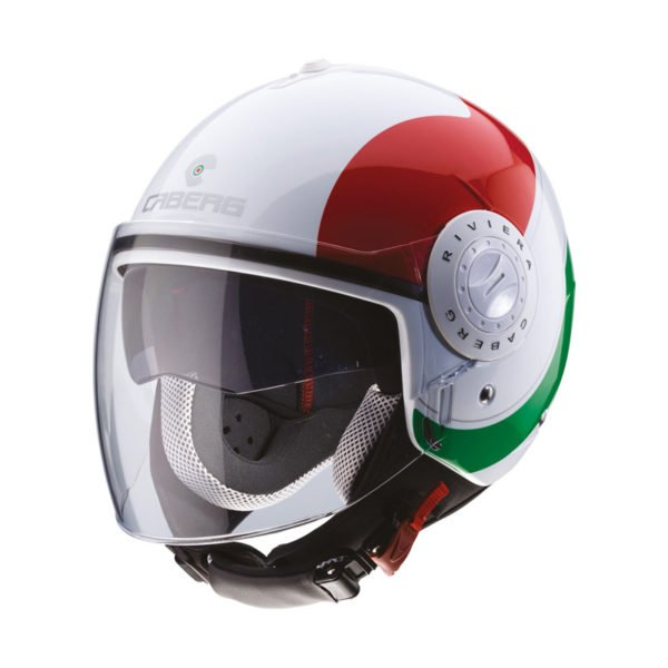 Caberg Riviera V3 Sway Jet Helmet Italia