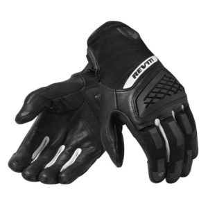 Revit Neutron 3 Gloves BLACK WHITE