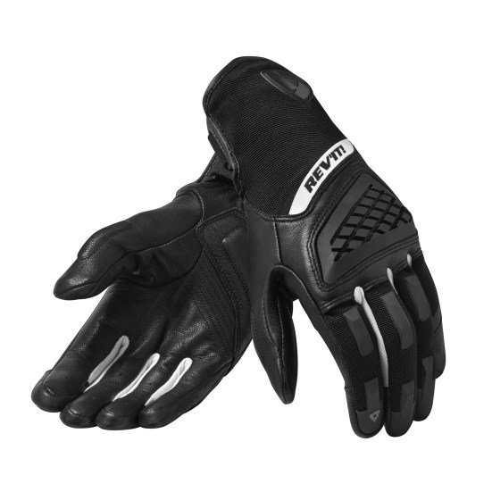 Revit Neutron 3 Lady Gloves BLACK WHITE