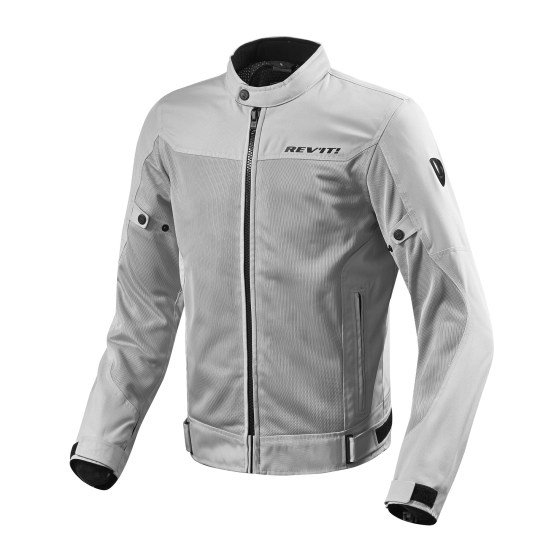 Revit Eclipse Textile Jacket silver