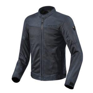 Revit Eclipse Textile Jacket dark blue