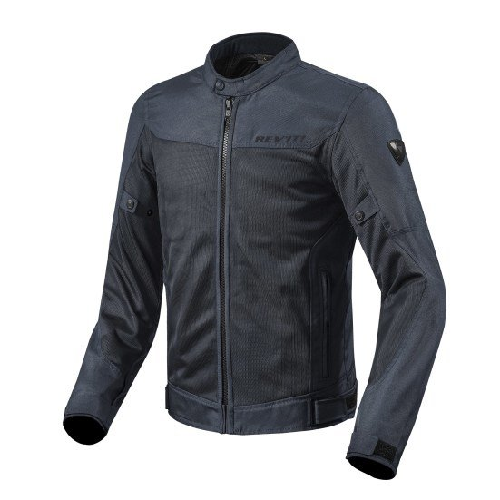 Revit Eclipse Textile Jacket dark blue