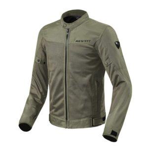 Revit Eclipse Textile Jacket dark green