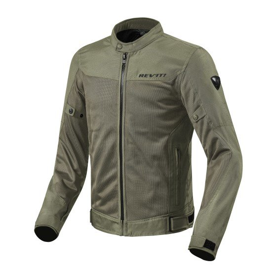 Revit Eclipse Textile Jacket dark green