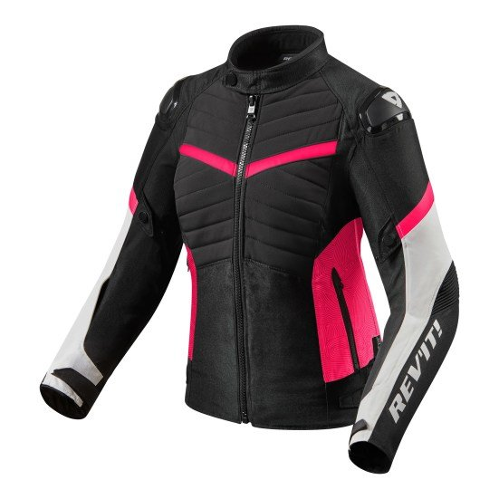 Revit Arc H20 Lady Sport Jacket fuchsia