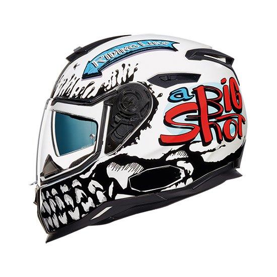 Nexx SX.100 Big Shot Full Face Helmet