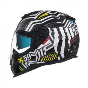 Nexx SX.100 Enigma Full Face Helmet