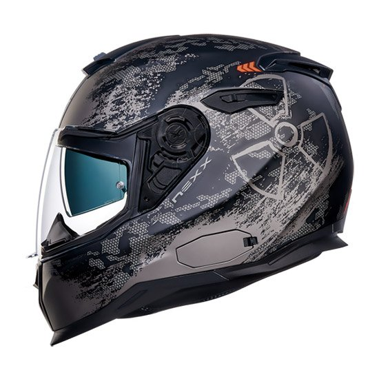 Nexx SX.100 Toxic Full Face Helmet