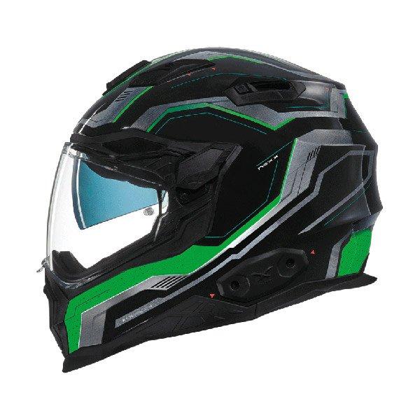 Nexx X.WST2 Supercell Helmet green