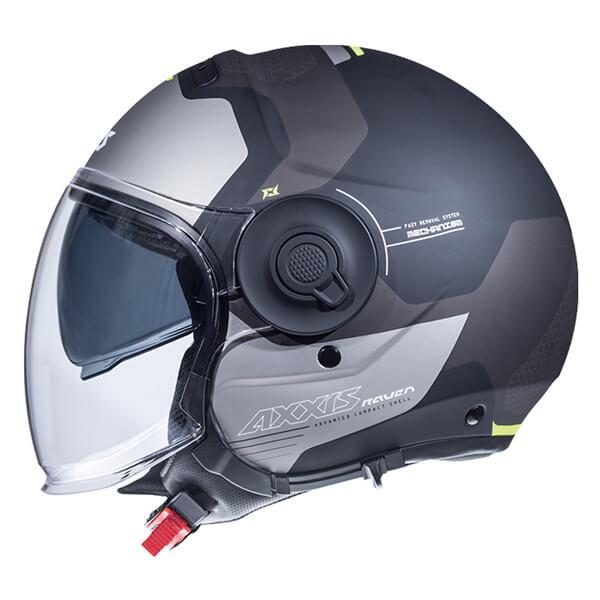 AXXIS RAVEN Jet Helmet