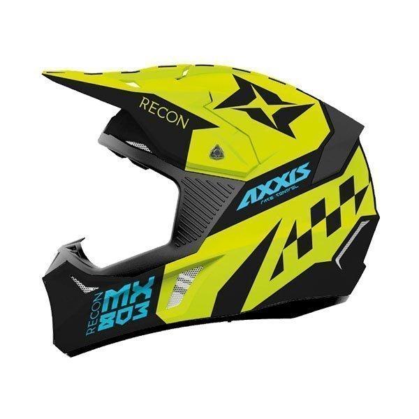 AXXIS Wolf Motocross Helmet