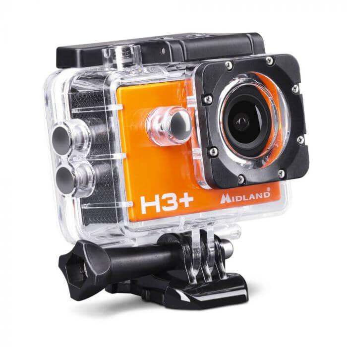 Midland H3 Action Camera