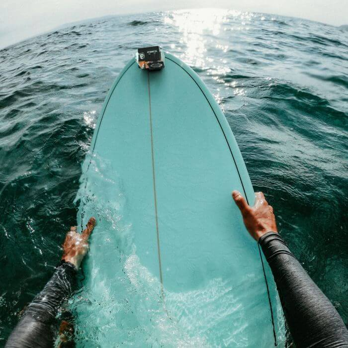 Surfing Action Camera