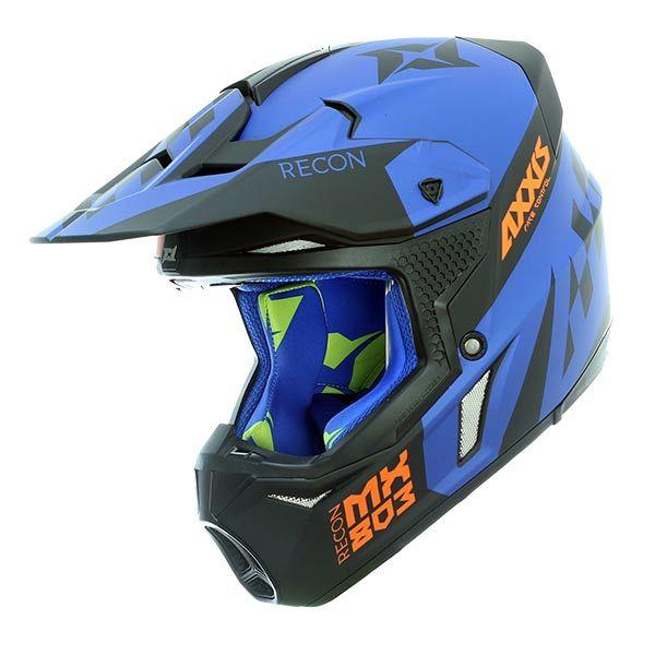 AXXIS Wolf recon motocross helmet