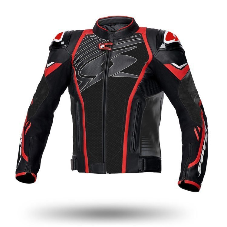 Spyke Aragon Evo Leather Jacket