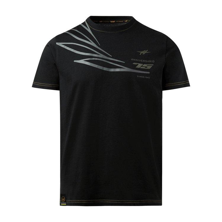 MV Agusta 75 Anni Laurel T-Shirt FR