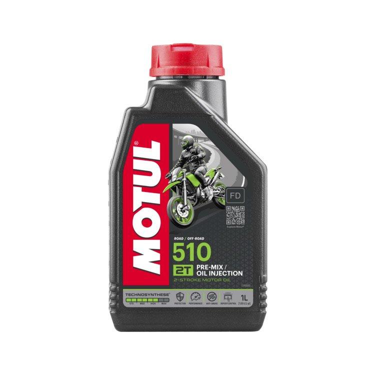 Motul 510 2 stroke oil