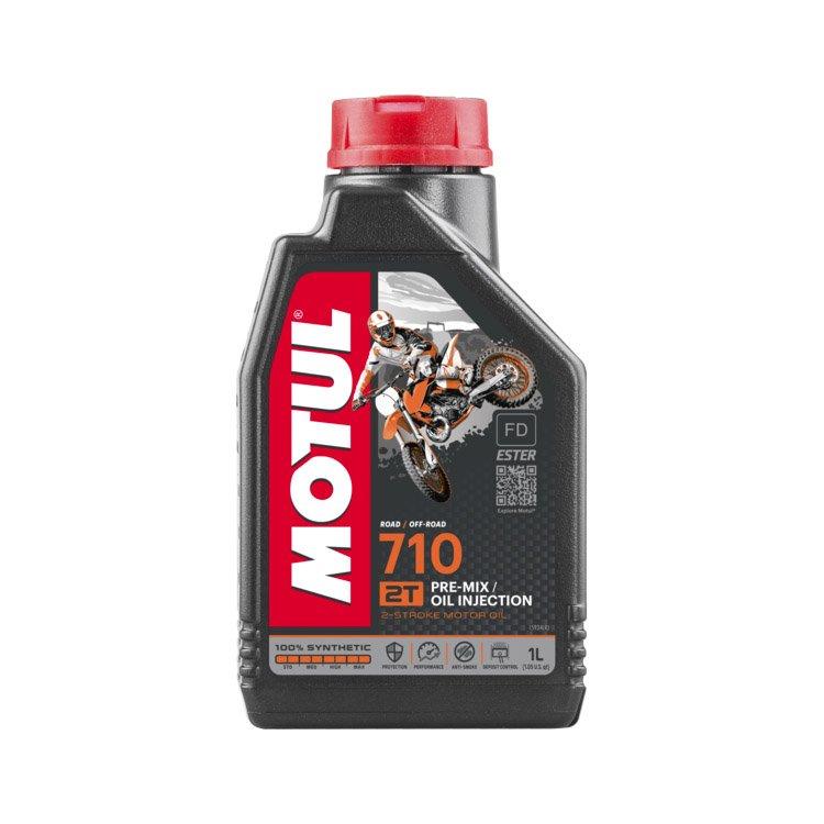 Motul 710 2 stroke oil