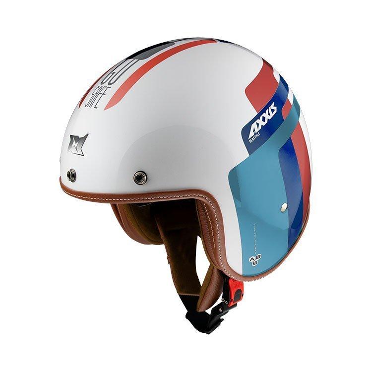 AXXIS Hornet SV Jet Helmet BMW