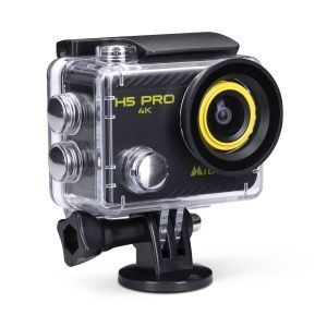 Midland H5 Pro 4K Action Camera with case